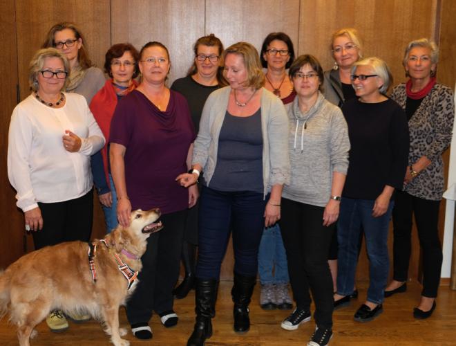 Seminarteilnehmerinnen 2018 © Ernst Frühmann